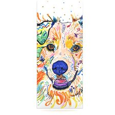 Jess by Rebecca Fischer Painting Print Plaque