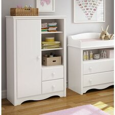 Heavenly Armoire with Drawers