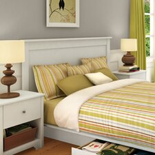 Vito Queen Wood Headboard