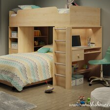 Logik Twin Loft Bed