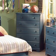 Summer Breeze 5 Drawer Chest