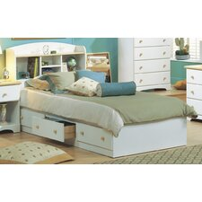 Newbury Twin Mates Bookcase Bed