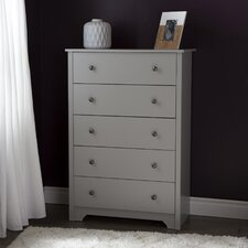 Vito 5 Drawer Chest