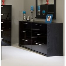 Mikka 6 Drawer Dresser