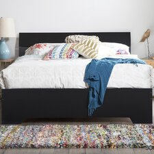 Fusion Queen Panel Bed