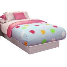 Libra Twin Platform Customizable Bedroom Set