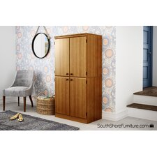 Morgan 4 Door Storage Cabinet