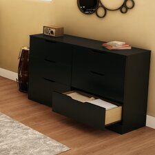 Holland 6-Drawer Dresser