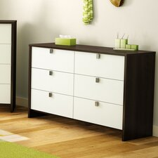 Cookie 6 Drawer Dresser