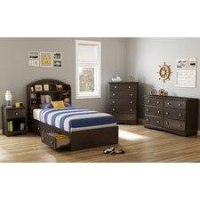 Morning Dew Storage Mate's Customizable Bedroom Set