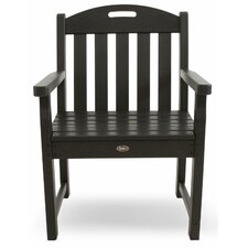 Trex Outdoor Yacht Club Garden Arm Chair
