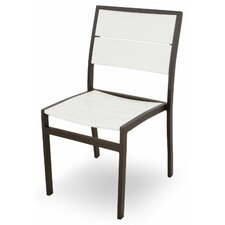 Trex Outdoor Surf City Dining Side Chair