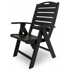Trex Outdoor Yacht Club High Back Beach Chair