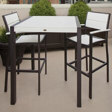 Trex Outdoor Surf City 3 Piece Bar Set
