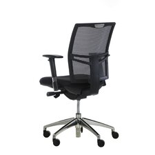 Strategie Mid Back Ergonomic Mesh Task Chair with Arms