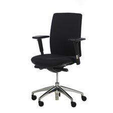 Strategie Performer Mid Back Ergonomic Task Chair with Arms