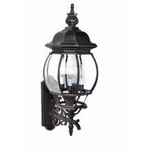 Crown Hill 4 Light Wall Lantern