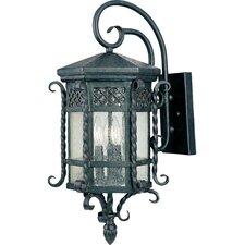 Scottsdale 3 Light Wall Lantern