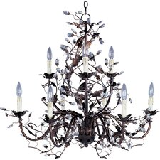 Elegante 9-Light Chandelier