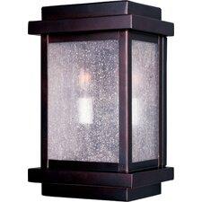 Cubes 2 Light Wall Lantern