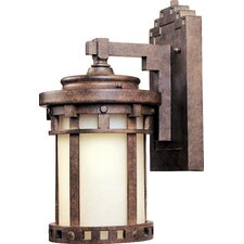 Santa Barbara EE 1 Light Wall Lantern