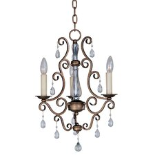 Hampton 3-Light Chandelier