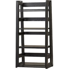 "Trestle 44.25"" Standard Bookcase"