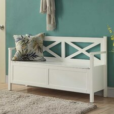 Oxford Storage Entryway Bench