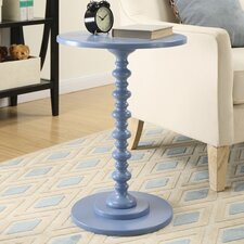 Palm Beach Spindle End Table