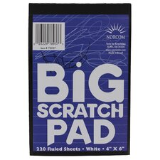 220 Sheets Scratch Pad