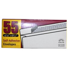 55 Count Self Adhesive Envelopes