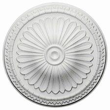 "Alexa 15""H x 15""W x 1.75""D Ceiling Medallion"