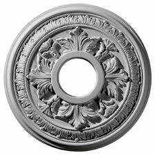 "Baltimore 15.38""H x 15.38""W x 1.5""D Ceiling Medallion"