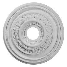 "Orleans 17.63""H x 17.63""W x 1.88""D Ceiling Medallion"
