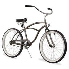 """Boy's 24"""" Urban Man Beach Cruiser Bike"""
