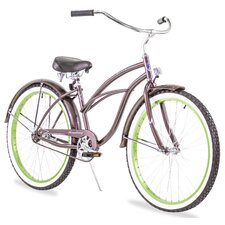 """Women's Firmstrong Urban Lady Boutique 26"""" Single Speed Beach Cruiser Bicycle"""