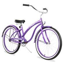 "Women's Firmstrong Bella Classic 26"" Single Speed Beach Cruiser Bicycle"