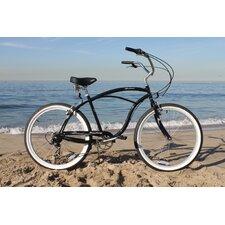 Men's Urban Man 7 Speed Beach Cruiser Bike