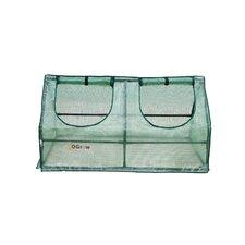 4 Ft. W x 4 Ft. D Plastic Mini Greenhouse