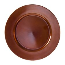 "Lacquer 13"" Charger Plate (Set of 6)"
