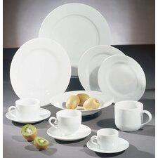 Royal White Dinnerware Collection