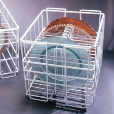 Glass Charger Plate Rack