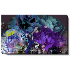 """""""Scented Bloom"""" Gallery Wrapped by Zhee Singer Painting Print on Canvas"""