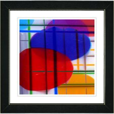 """Closed Circuit"" by Zhee Singer Framed Fine Art Giclee Painting Print"