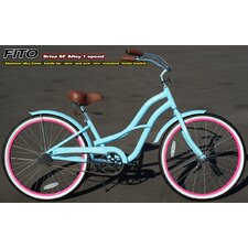 Women's Brisa 1-Speed Cruiser Bike