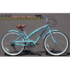 Women's Modena 7-Speed Cruiser Bike