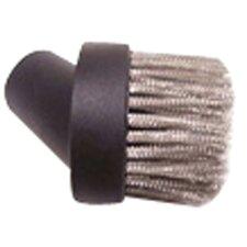Vacuum Wire Brush Cleaning Tool Round