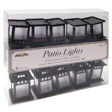 10 Light Copper Lamp String Light (Set of 2)