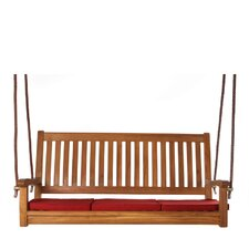 Java Teak Outdoor Swing Cushion (Set of 3)