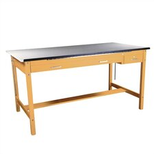Instructor's Rectangular Classroom Table